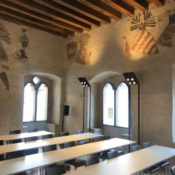 Wappensaal IMC Gozzoburg –Krems an der Donau, Austria