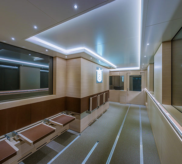 Airport VIP Cabin