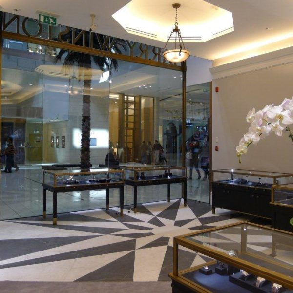 Harry Winston Dubai Mall