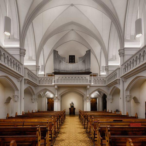Kirche der Kreuzschwestern